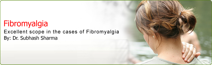 fibromyalgia homeopathic treatment homeopathic treatment for